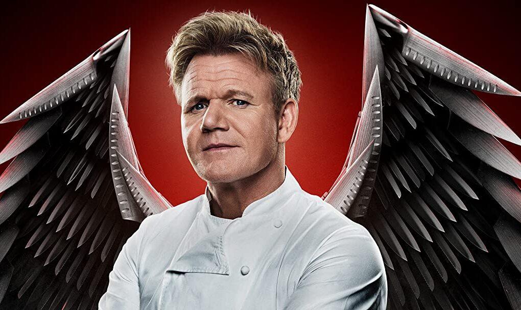 gordon ramsay Hell's Kitchen show S19