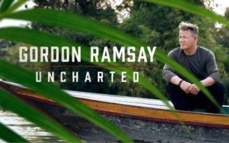 Gordon Ramsay: Uncharted Season 03